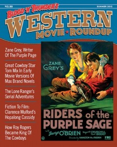 Western Movie Roundup cover