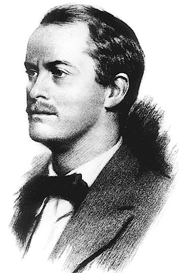 Talbot Mundy as a young man.