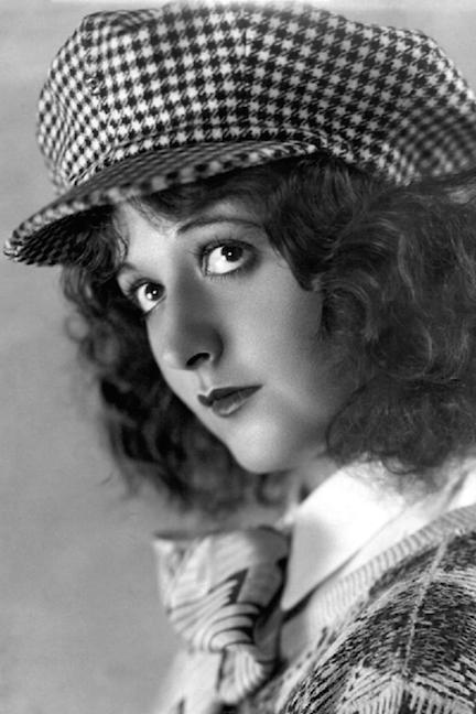 Natalie Kingston publicity photo, circa 1927.